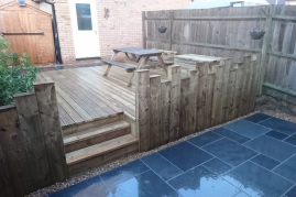 Fencing and Landscaping in Bucks