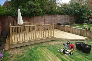 Landscape Gardening in Buckingham
